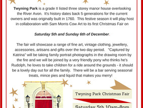 Christmas Fair 5th-6th of December