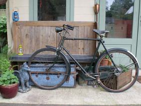 Bertie the bike