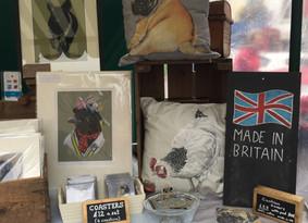 Broad Street Art Market, Oxford