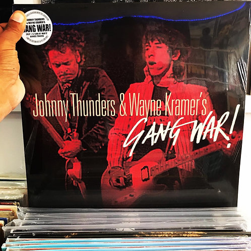 Johnny Thunders & Wayne Kramer 's Gang War!
