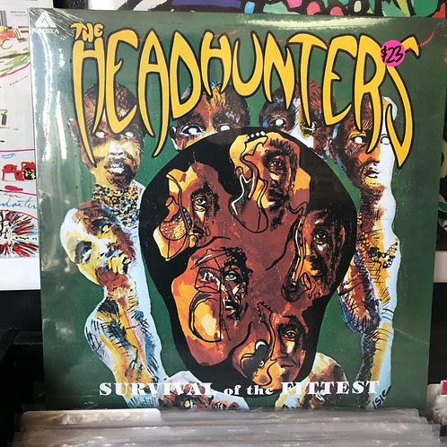 The Headhunters ‎– Survival Of The Fittest