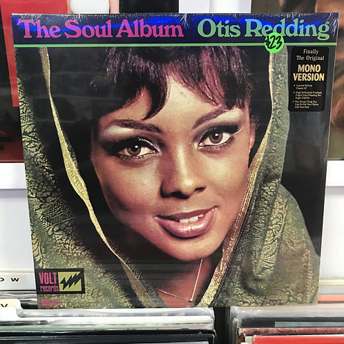 Otis Redding – The Soul Album