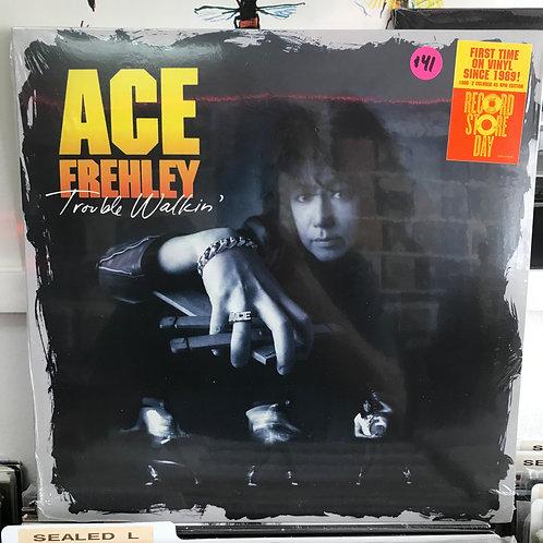 Ace Frehley – Trouble Walkin'