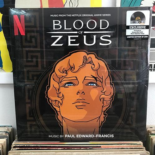 Paul Edward-Francis–Blood Of Zeus