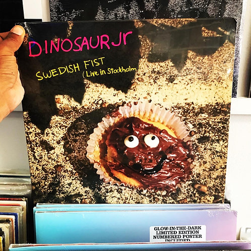Dinosaur Jr. – Swedish Fist (Live In Stockholm)
