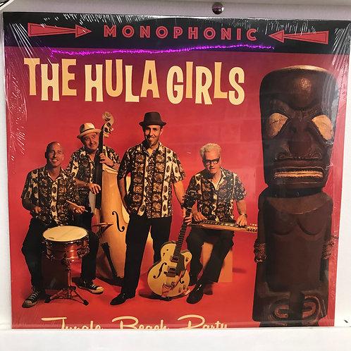 The Hula Girls – Jungle Beach Party