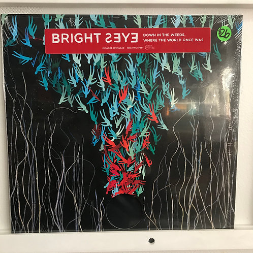 Bright Eyes ‎– Down In The Weeds, Where The World Once Was