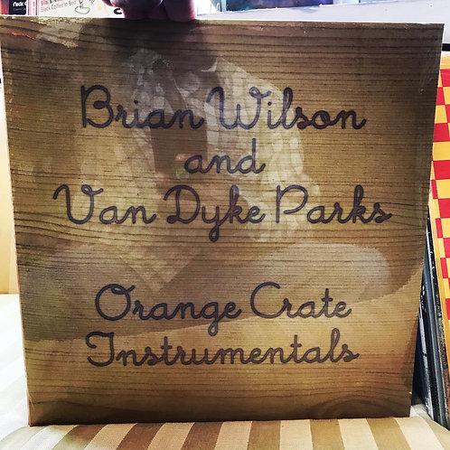 BRIAN WILSON & VAN DYKE PARKS Orange Crate Instrumentals