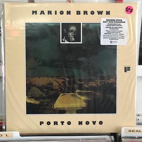 Marion Brown – Porto Novo