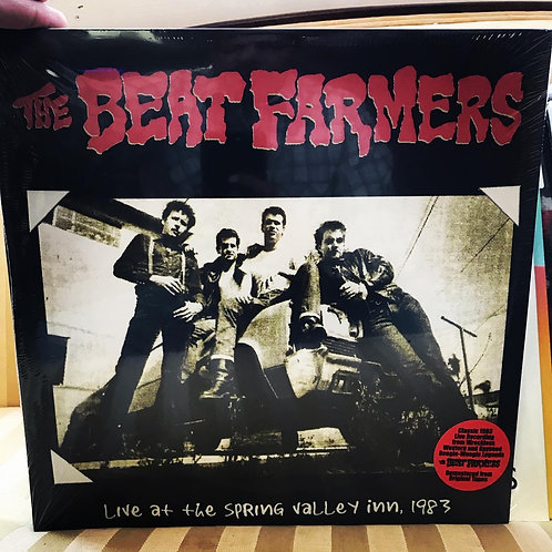 THE BEAT FARMERS Live at Spring Valley Inn 1983