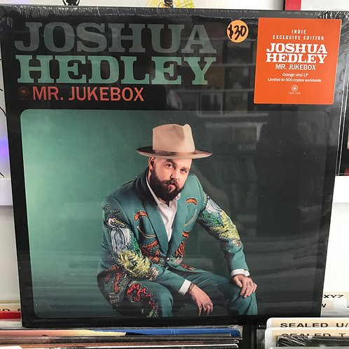 Joshua Hedley ‎– Mr. Jukebox