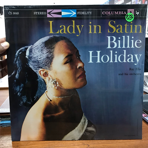 Billie Holiday With Ray Ellis And His Orchestra – Lady In Satin