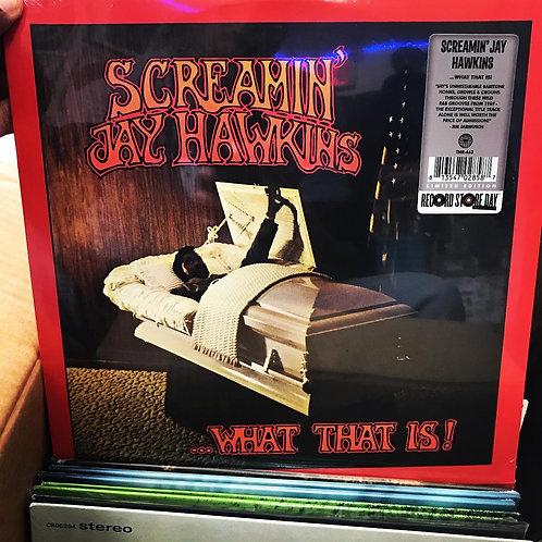 Screamin' Jay Hawkins – ...What That Is!