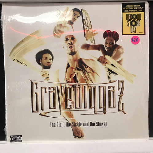 Gravediggaz ‎– The Pick, The Sickle And The Shovel