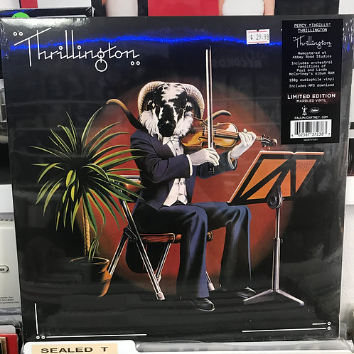 "Percy ""Thrills"" Thrillington* ‎– Thrillington"