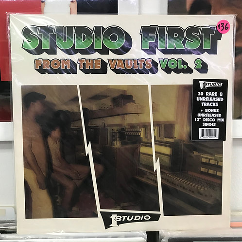 Studio First, From The Vaults Volume 2