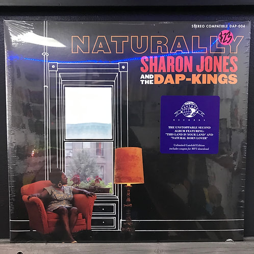 Sharon Jones And The Dap-Kings – Naturally