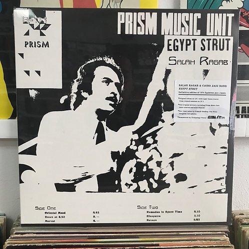 Salah Ragab&The Cairo Jazz Band–Egypt Strut