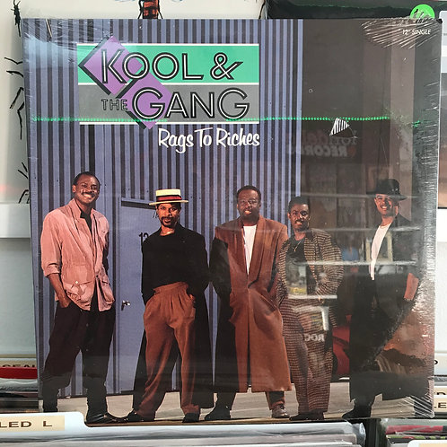 Kool & The Gang – Rags To Riches