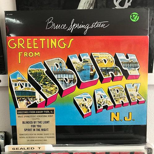 Bruce Springsteen – Greetings From Asbury Park, N.J.