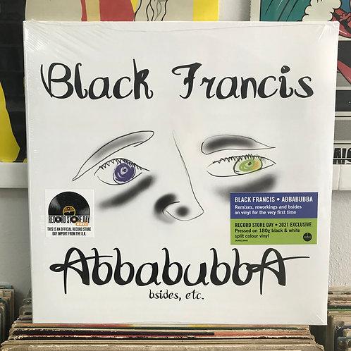Black Francis–Abbabubba (Bsides, Etc.)