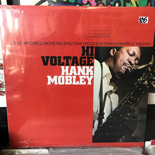 Hank Mobley – Hi Voltage