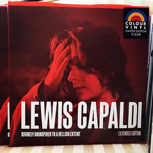 LEWIS CAPALDI Divinely Uninspired To A Hellish Extent (Deluxe)