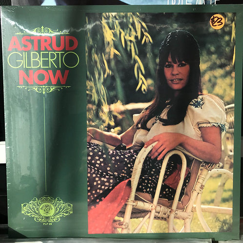 Astrud Gilberto ‎– Now