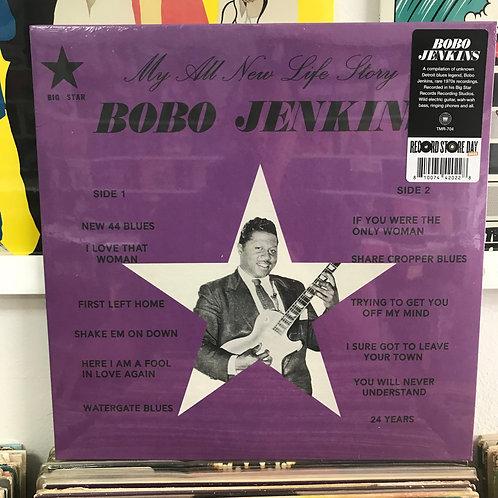 Bobo Jenkins–My All New Life Story