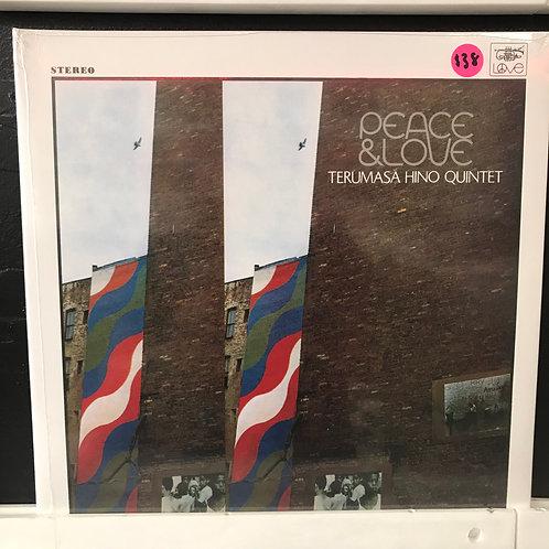Terumasa Hino Quintet – Peace And Love