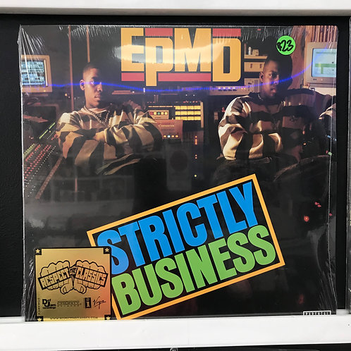 EPMD ‎– Strictly Business