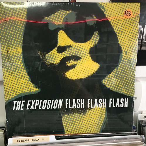 The Explosion ‎– Flash Flash Flash
