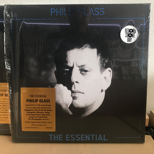 Philip Glass ‎– The Essential