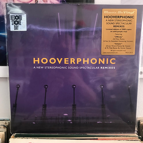 Hooverphonic–A New Stereophonic Sound Spectacular Remixes