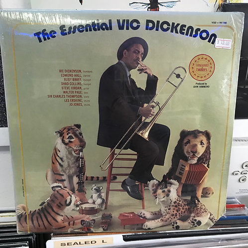 Vic Dickenson ‎– The Essential Vic Dickenson