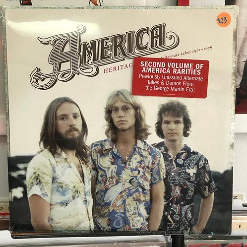 America – Heritage II: Demos/Alternate Takes 1971-1976