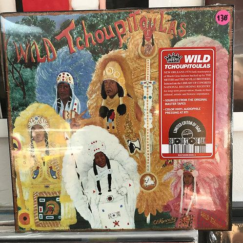 The Wild Tchoupitoulas – The Wild Tchoupitoulas