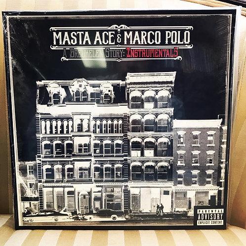 MASTA ACE & MARCO POLO A Breukelen Story: Instrumentals