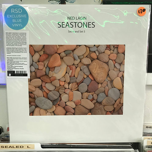 Ned Lagin ‎– Seastones Set 4 and Set 5