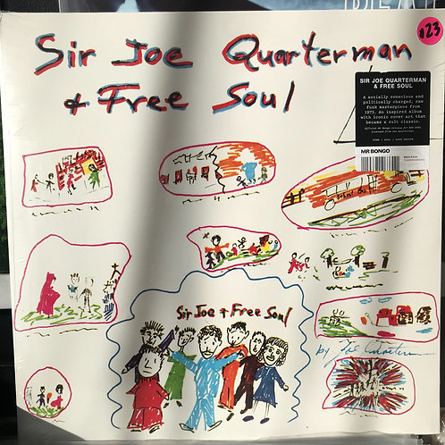 Sir Joe Quarterman & Free Soul ‎– Sir Joe Quarterman & Free Soul