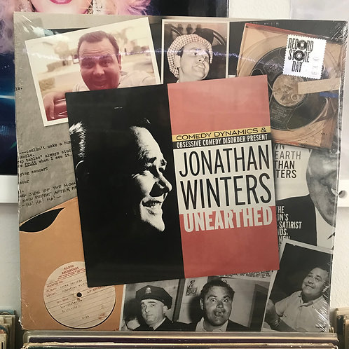 Jonathan Winters–Unearthed