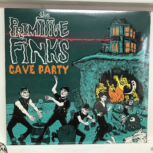 The Primitive Finks – Cave Party