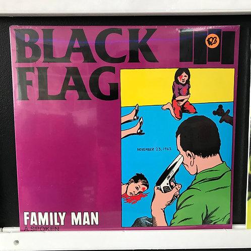 Black Flag – Family Man