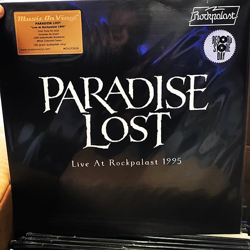 Paradise Lost – Live At Rockpalast 1995