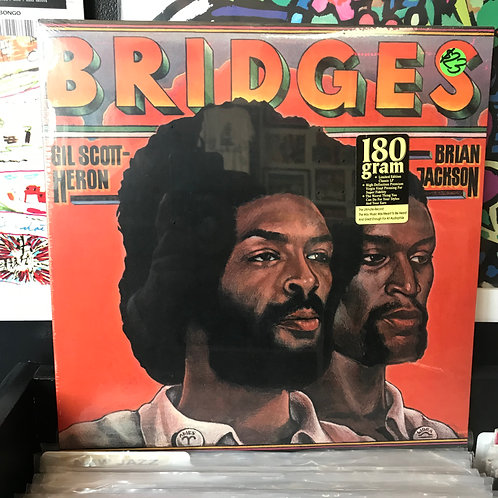 Gil Scott-Heron & Brian Jackson – Bridges