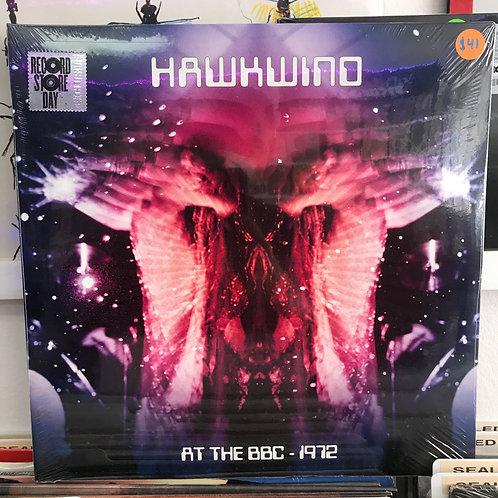 Hawkwind – At The BBC - 1972