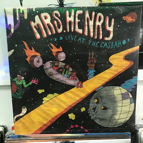 Mrs. Henry ‎– Live At The Casbah