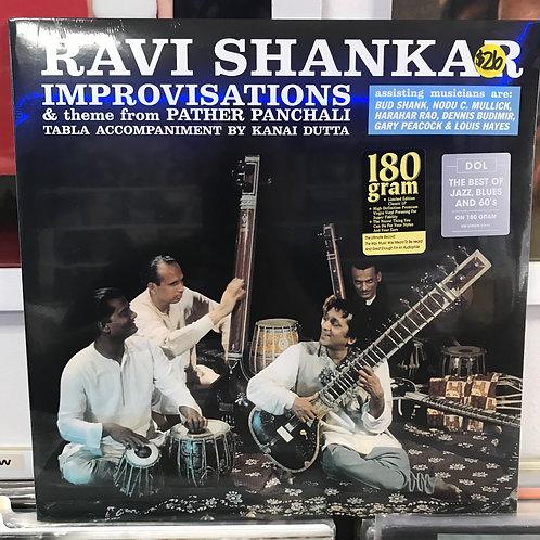 Ravi Shankar – Improvisations And Theme From Pather Panchali