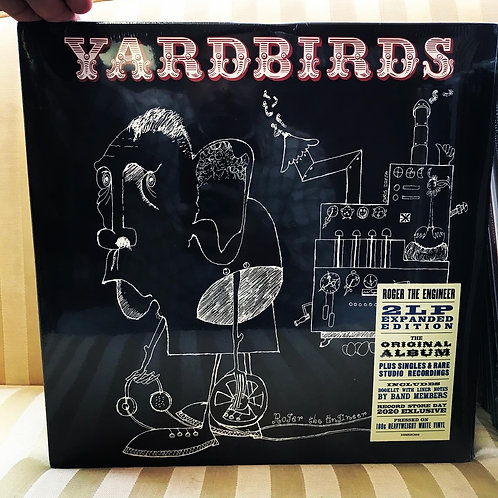 Yardbirds ‎– Roger The Engineer