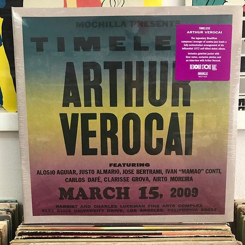 Arthur Verocai–Mochilla Presents Timeless: Arthur Verocai